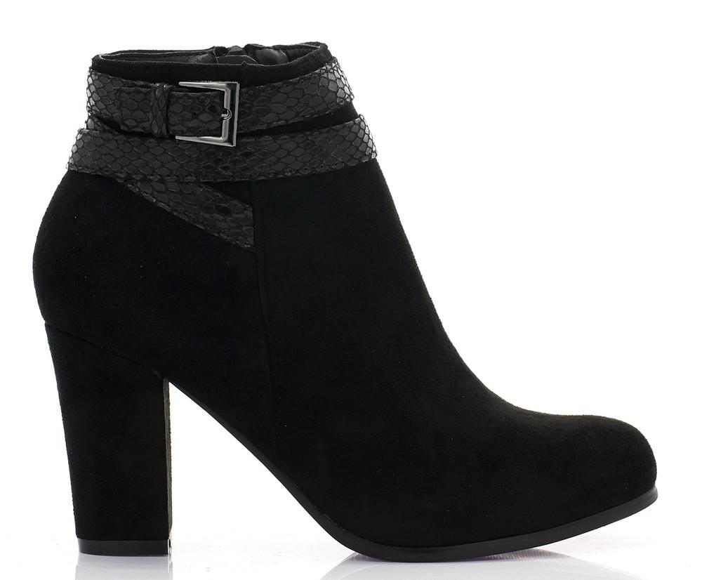 Женские ботинки Rico black
