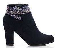 Женские ботинки Rico blue
