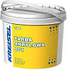Acrylfarbe 001 Фарба акрилова фасадна (у відрі 15л)