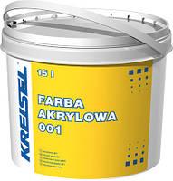 Краска акриловая фасадная (15л) Acrylfarbe 001