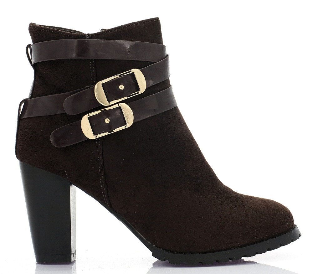 Женские ботинки Rico BROWN