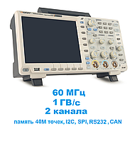 Осциллограф цифровой OWON xDS3062A