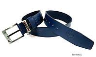 Ремень мужской Tommy Hilfiger,натуральная кожа,синий,Турция