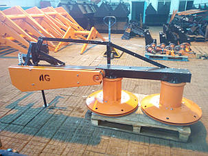 Косилка роторная КРН-1,65, фото 2