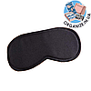 Маска для сна унисекс (черный)