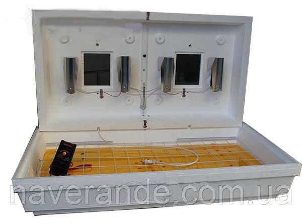 Инкубатор бытовой Рябушка-2 на 130 куриных яиц (механический термостат)