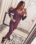 Женский стильный вязаный костюм (3 цвета), фото 4