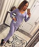 Женский стильный вязаный костюм (3 цвета), фото 6