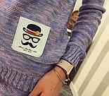 Женский стильный вязаный костюм (3 цвета), фото 7