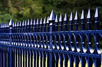 Эмаль 3 в 1 по ржавчине Direkt auf Rost Alpina синяя для металла, 2.5л