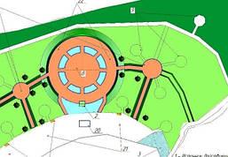 Социальный проект парка у озера, г. Мелитополь 6