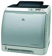 Лазерный цветной принтер HP Color LaserJet 2600n, бу