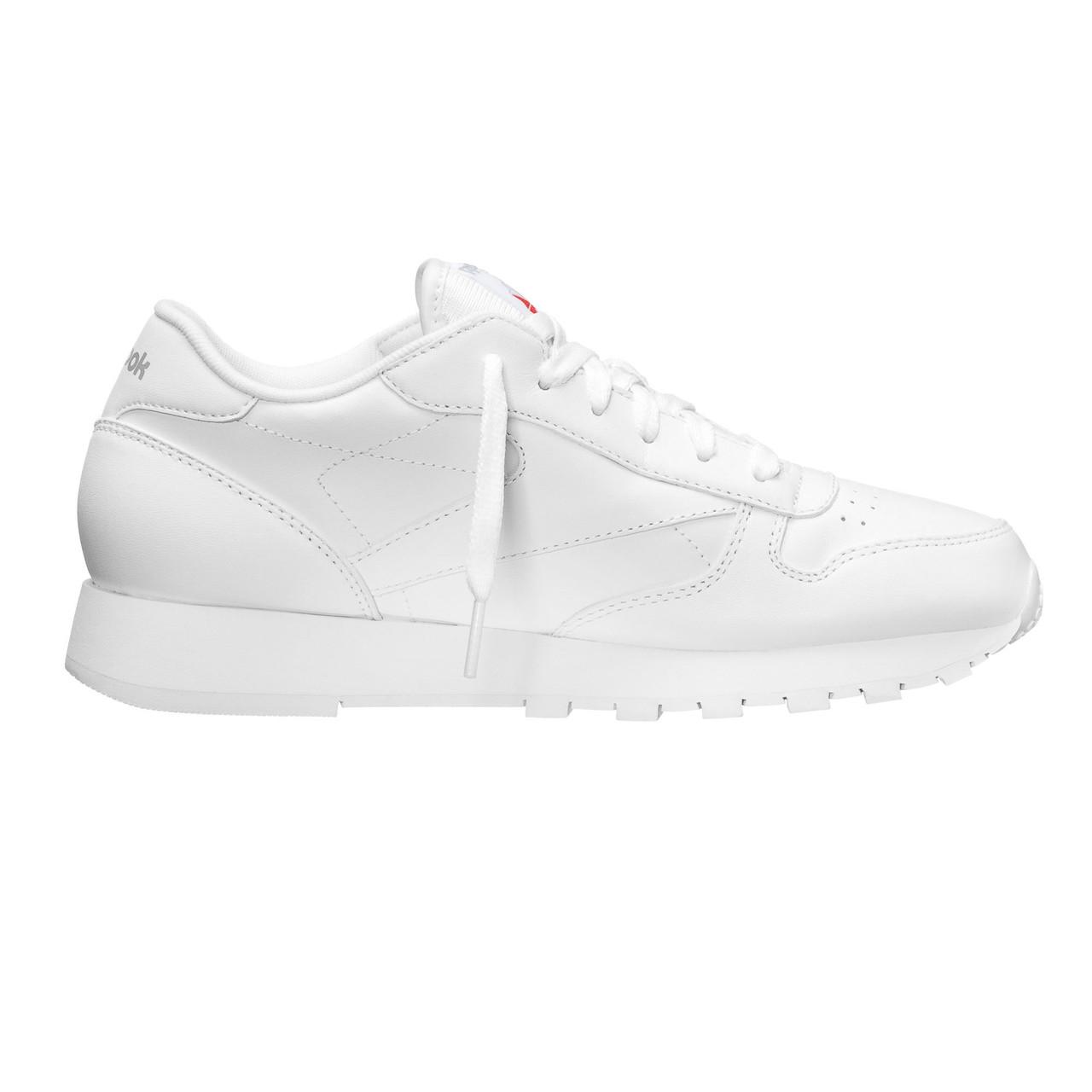 "Женские кроссовки Reebok Classic Leather ""White"""