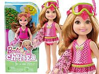Кукла Челси лето / Barbie Chelsea summer CMY16