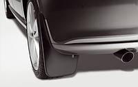 Брызговики Volkswagen Polo 2010+ хетчбек, оригинальные задний 2шт, фото 1