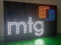 Светодиодное табло Логотип под заказ