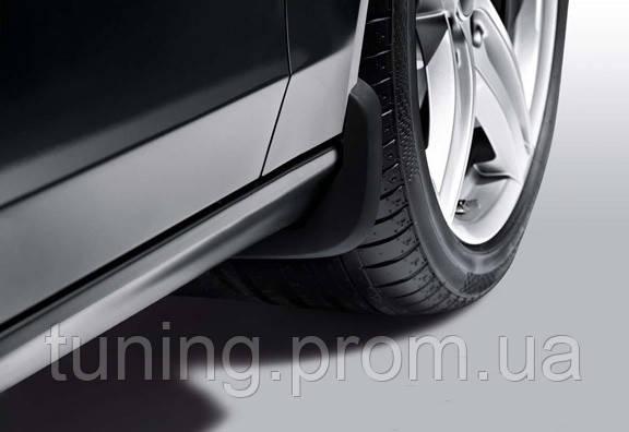 Брызговики Audi A3 2013+, оригинальные передние.2шт