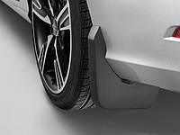 Брызговики Audi A3 sedan 2012+ оригинальные задний 2шт, фото 1