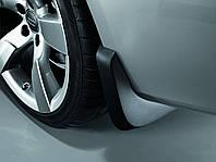 Брызговики Audi A5 2008-2011 дорестайл, оригинальные задний 2шт