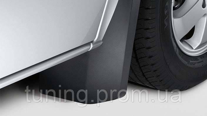 Брызговики Volkswagen Crafter 2006+/ Mercedes Sprinter W906, оригинальные передние.2шт