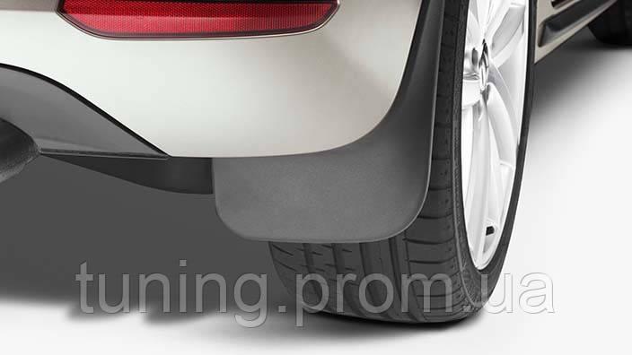 Брызговики Volkswagen Golf V Varinat 2007-2009/ Colf VI (1K5) 2009-2013, оригинальные задний 2шт
