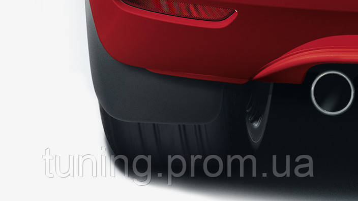 Брызговики Volkswagen Scirocco 2008+ оригинальные задний 2шт