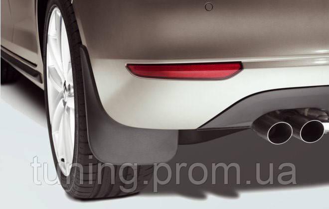 Брызговики Volkswagen Golf VI Plus 2010+ оригинальные задний 2шт