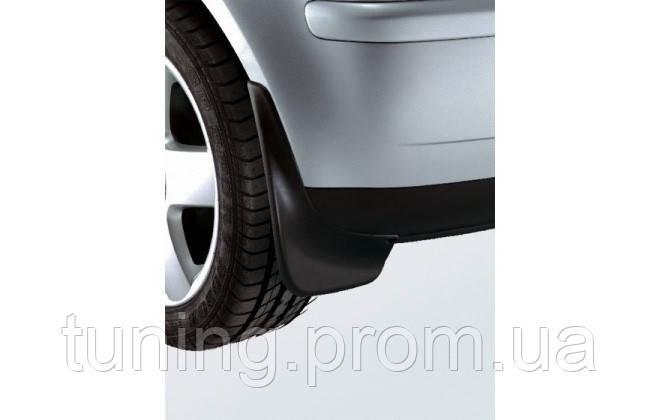 Брызговики Volkswagen Polo 2002-2010 хетчбек, оригинальные задний 2шт