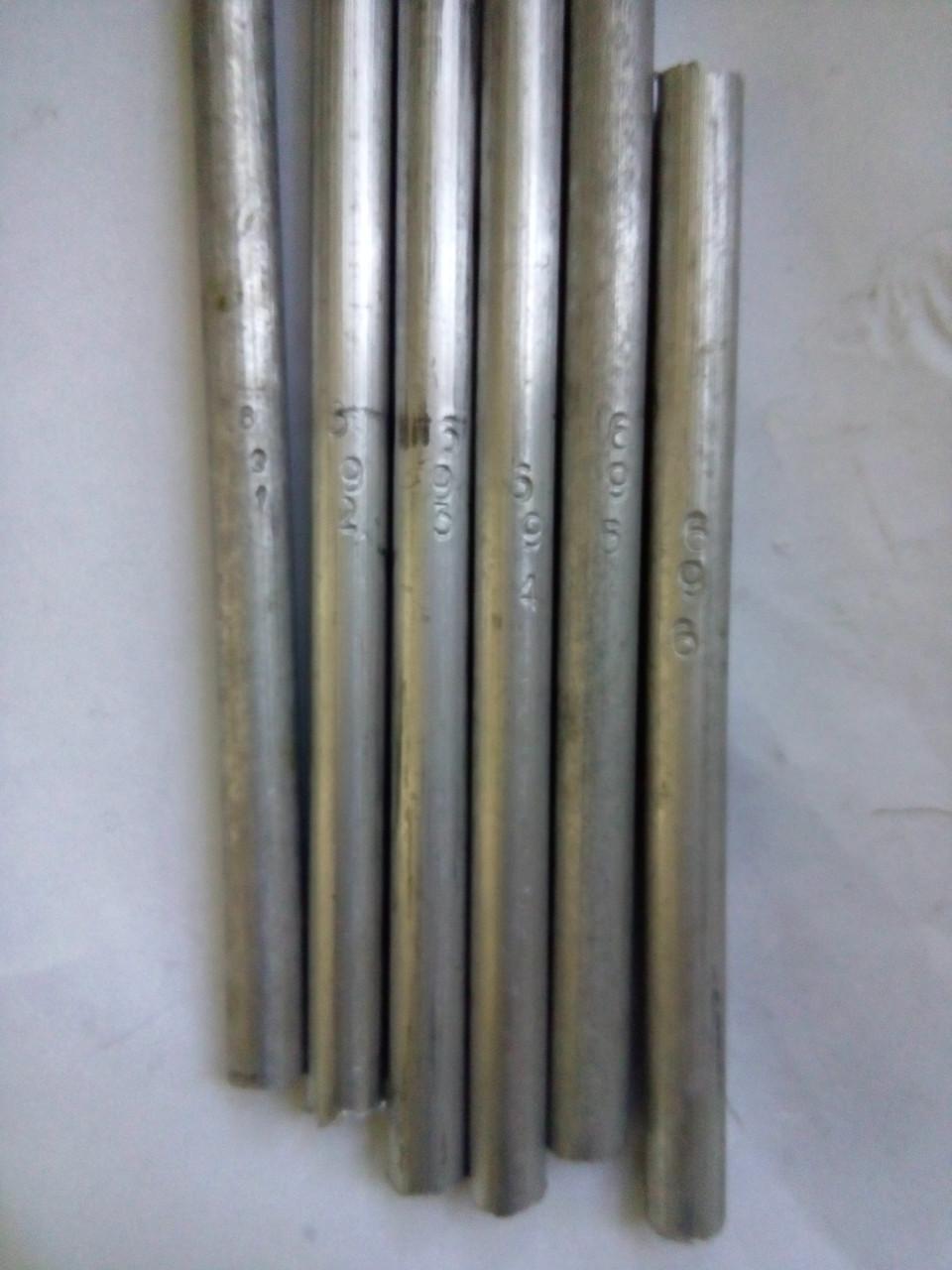 Образцы(алюминий)типа Д20 Комплект№69