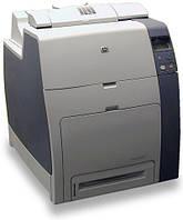 Лазерный цветной принтер HP Color LaserJet 4700, бу