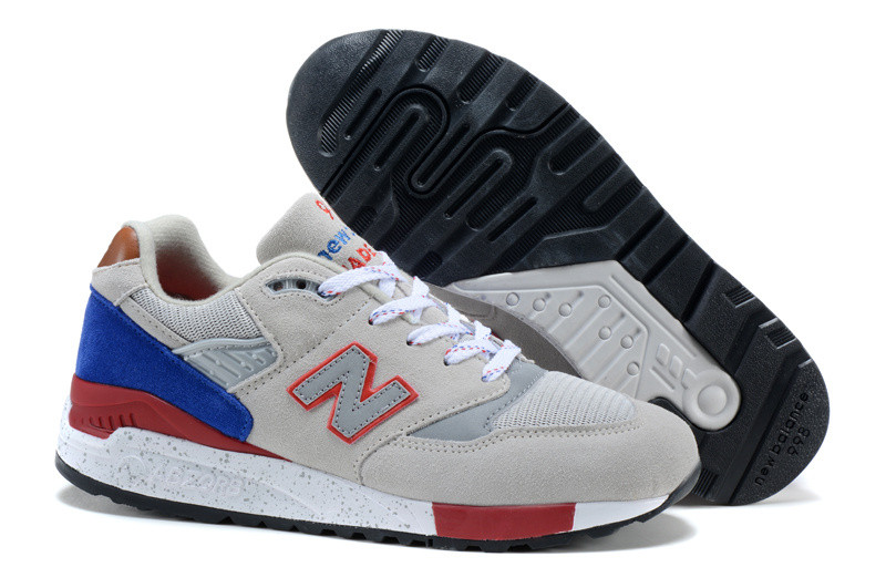 Кроссовки New Balance 998 Light Grey Blue