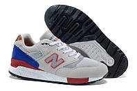 Кроссовки New Balance 998 Light Grey Blue