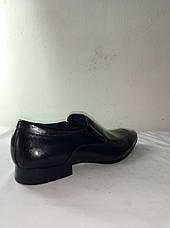 Туфли мужские кожаные VAN JYKE, фото 3