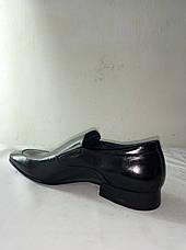 Туфли мужские кожаные VAN JYKE, фото 2