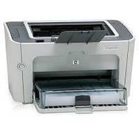 Лазерный принтер HP LaserJet P1505, А4, бу