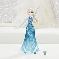 Игровой набор кукла Яркий наряд Эльза Холодное сердце Disney Frozen Crystal Glow Elsa