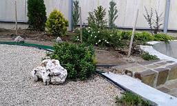 Дизайн маленького двора 3
