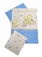 Сменная постель Twins Comfort С-017 Мишки со звездами