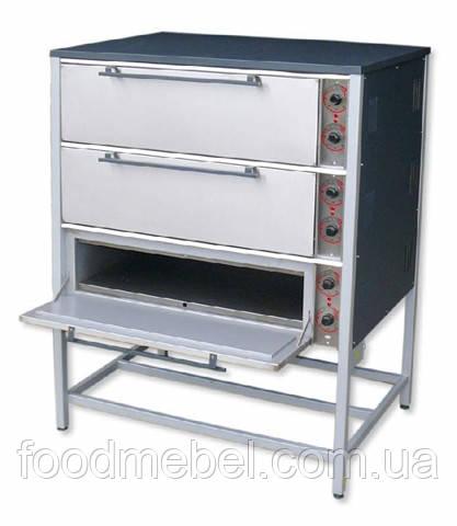 Пекарский шкаф трехкамерный ШПЕ 3Н