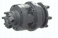 Гидромотор-колесо SAI BV1+F10L+G3 1700 850 многоскоростной
