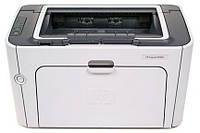 Лазерный принтер HP LaserJet P1505n, А4, бу