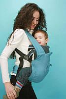 Фаст-слинг Backpack (голубой)