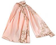 Слинг с кольцами без бортов Linen (розовый)