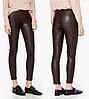Женские  штаны из кожзама Mango S р36
