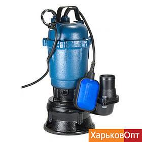 Фекальный насо с измельчителемс Lukon QGD 10-10-2,6F