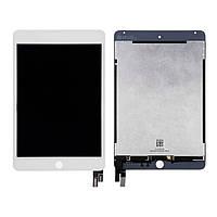 Lcd iPad mini4 (Retina 3)+touch white