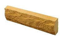 Цокольная плитка «Литос» (кирпич тонкий) cкала, ТЕРРАКОТ