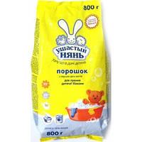 Стиральный порошок для всех типов стирки Ушастый нянь детский 800 г