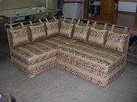 Мягкий уголок Комфорт + спальное место ( расцветка рептилия ), фото 1