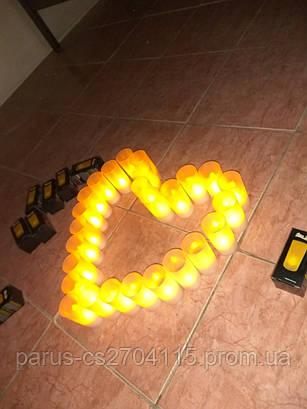 Светодиодные свечи (дэкор)